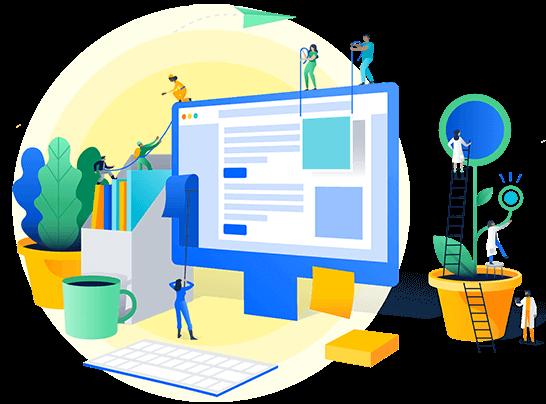 خدمات آموزشگاه آنلاین الکامکو