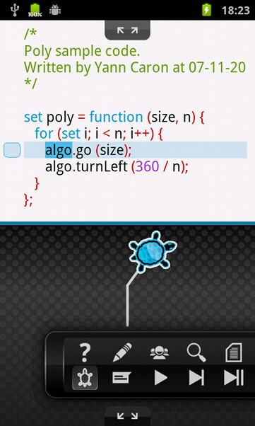 اموزش برنامه نویسی در گوشی اندروید - آموزش برنامه نویسی با تبلت