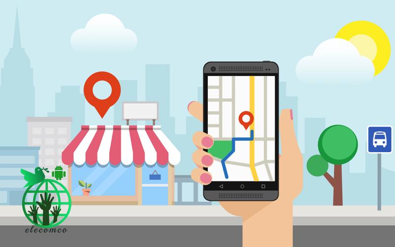 ثبت مکان در گوگل مپ - ثبت آدرس در گوگل مپ | آموزش برنامه نویسی اندروید الکامکو
