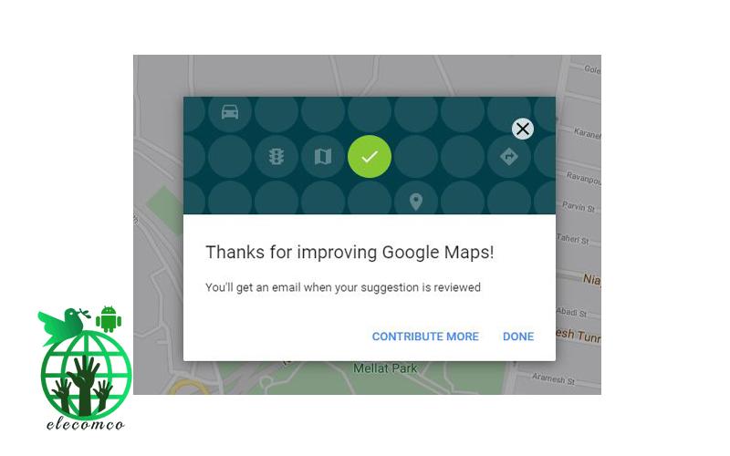 5- ثبت مکان در گوگل مپ - ثبت آدرس در گوگل مپ - | آموزش برنامه نویسی اندروید الکامکو