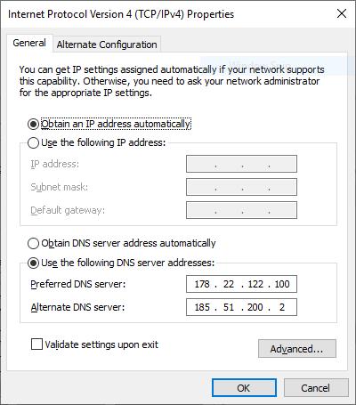 عبور از تحریم نرم افزاری با سرویس شکن - وب سایت شکن | الکامکو