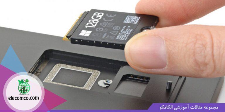 لپ تاپ مناسب برای برنامه نویسی اندروید استودیو - لپتاپ برنامه نویسی - الکامکو - SSD