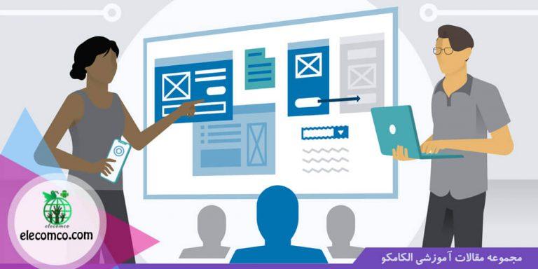 قوانین طراحی تعامل - طراحی تعامل گرا - طراحی تعاملی تجربه کاربری interaction design ux - آموزش برنامه نویسی اندروید الکامکو