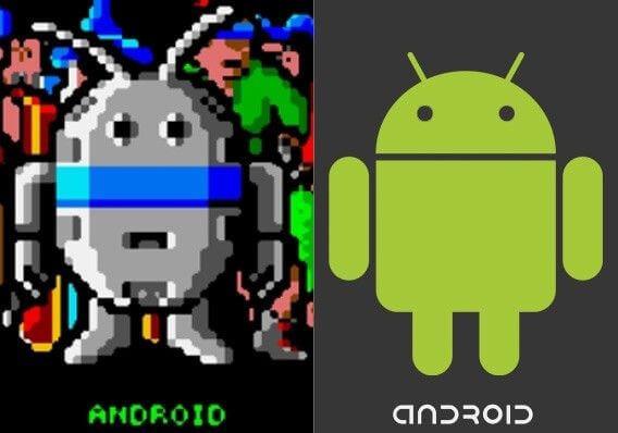 عکس لوگو اندروید - android logo - سایت اندروید الکامکو